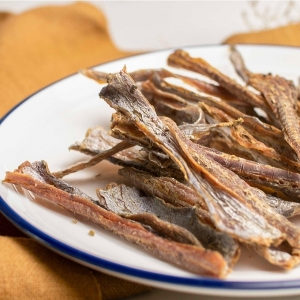 【不麻煩鮮作寵食】地中海香料魚捲(65g)