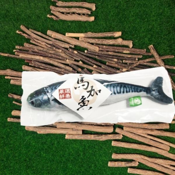 【貓咪旺農場】100%木天蓼填充玩具-小馬加魚