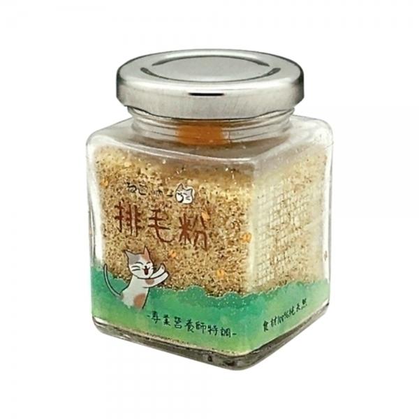 【吶一口】排毛粉(附小湯匙)40g