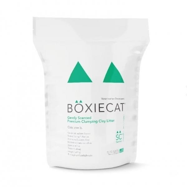【BOXIECAT博識貓】綠芬黏土凝結貓砂 (16lbs)