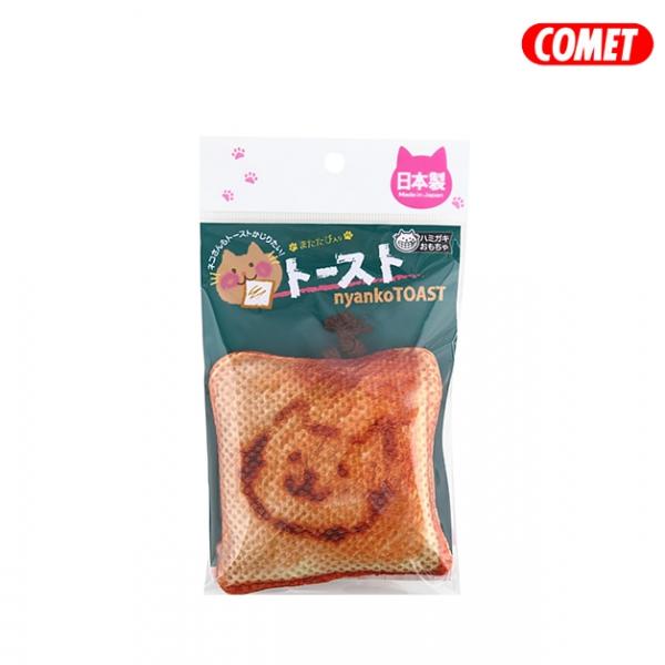 【COMET】木天蓼玩具-來刷牙3!貓吐司