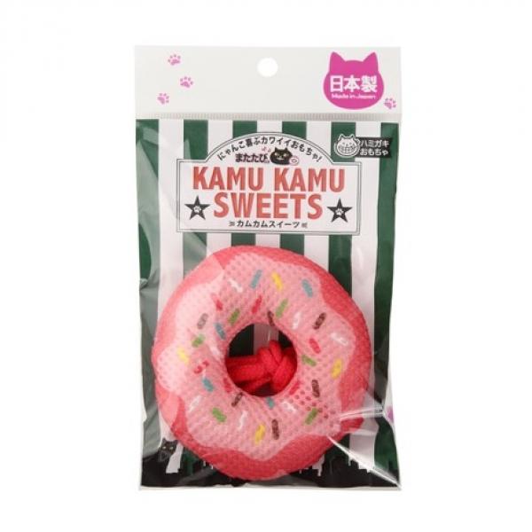 【COMET】木天蓼玩具-來刷牙2!甜甜圈 (草莓)