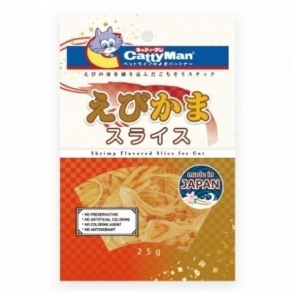 【Cattyman】貓用蝦肉絲 25g