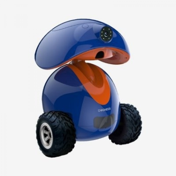 【DOGNESS多尼斯】APP智能寵伴機器人(藍)