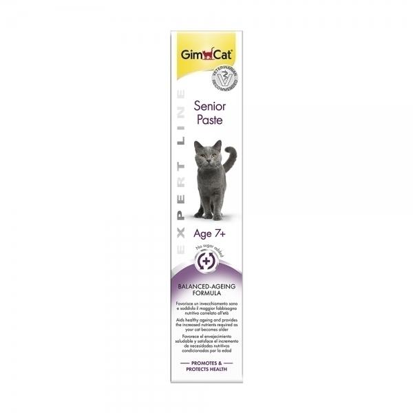 【德國竣寶GimCat】高齡貓關節保健營養膏50g