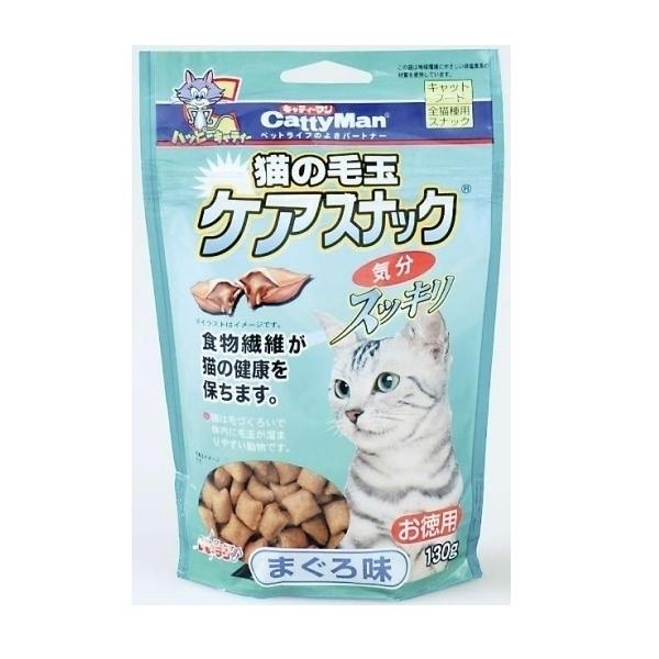 【CattyMan】潔牙化毛餅乾-鮪魚130g