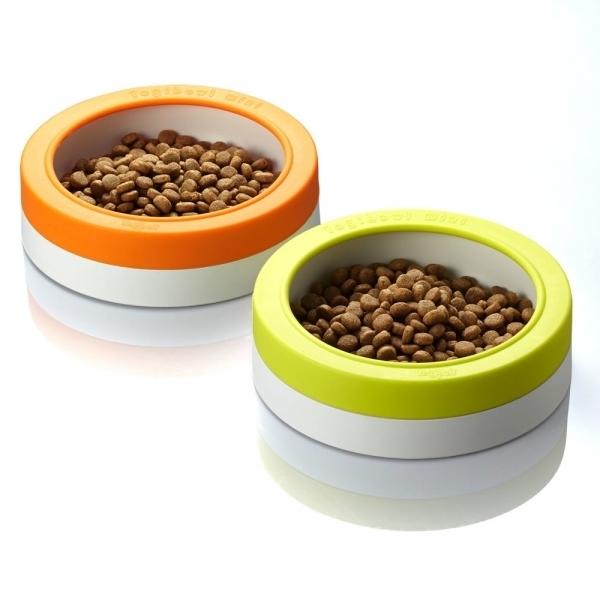 【韓國YogiPet】抗菌98.7%-防止食物撒出迷你碗