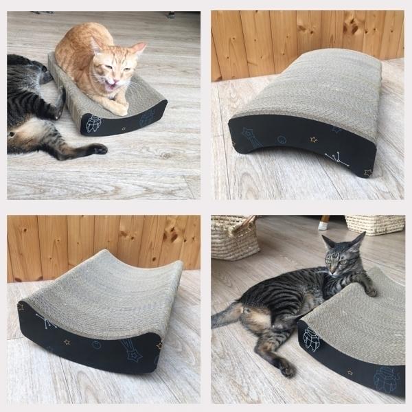 【胖貓嚴選】搖搖貓抓板