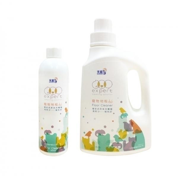 居家清潔必備【光能淨】寵物地板專用清潔劑