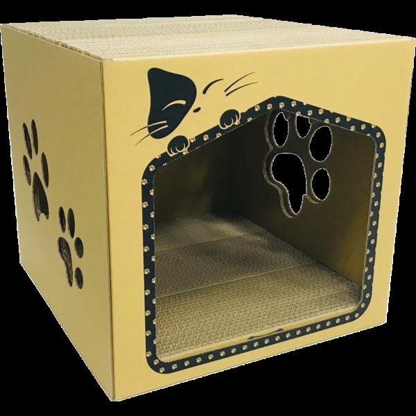 【Qoopet】組合貓抓屋