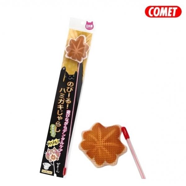【COMET】木天蓼伸縮逗貓棒-楓葉燒