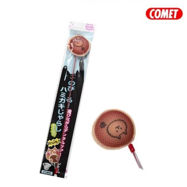 【COMET】木天蓼伸縮逗貓棒-銅鑼燒