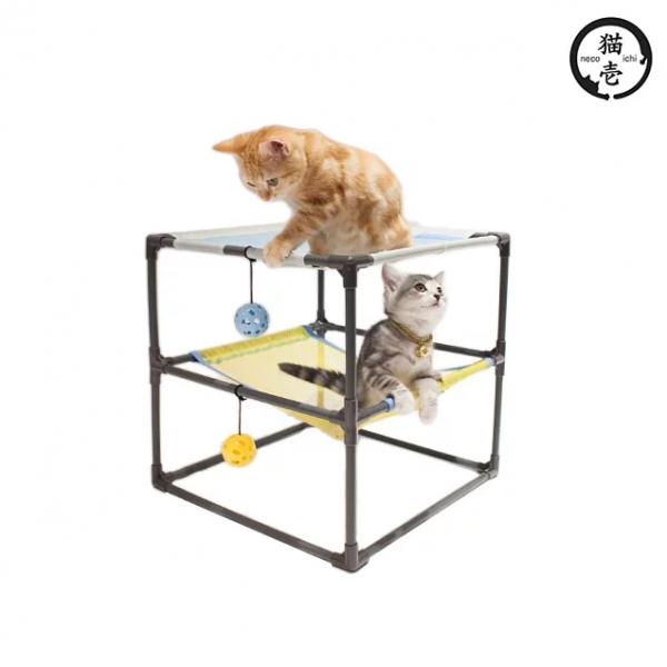 【貓壹】貓享吊床