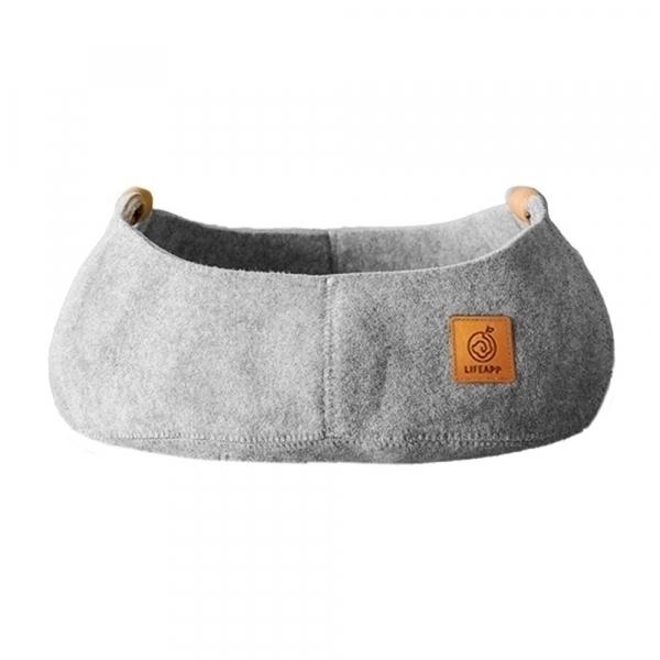 【LIFEAPP】貓籃子(氣質灰)
