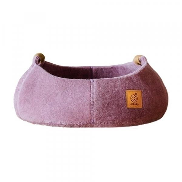 【LIFEAPP】貓籃子(薰衣草紫)