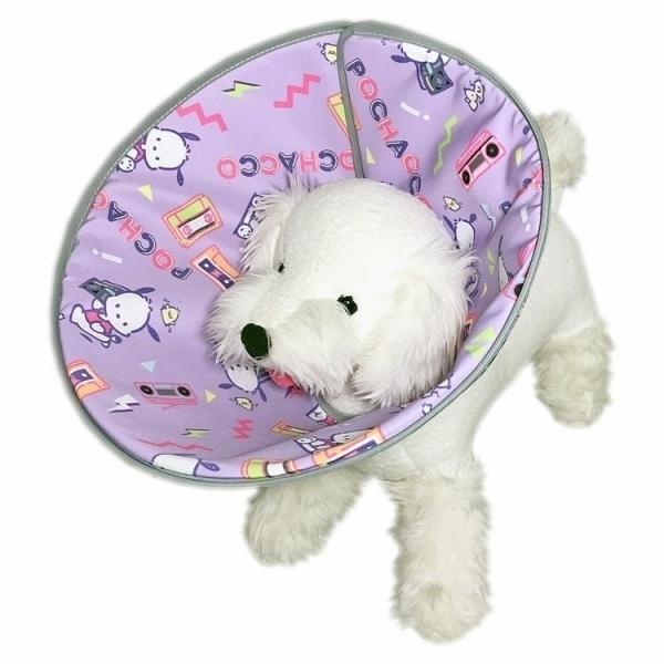 【Fancy Pets】 防護頸套/頭套-帕恰狗 (三麗鷗正版授權)