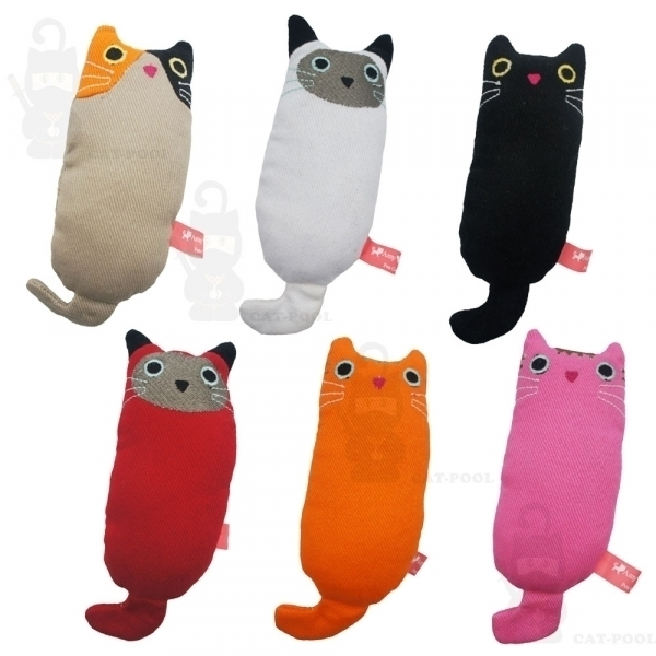【Amy Carol】貓草玩具-肥貓系列