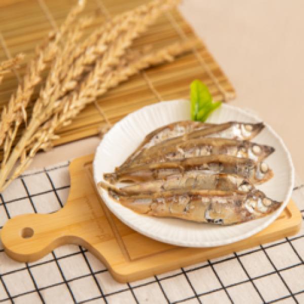 【飼糧倉】常溫鮮食-爆蛋柳葉魚