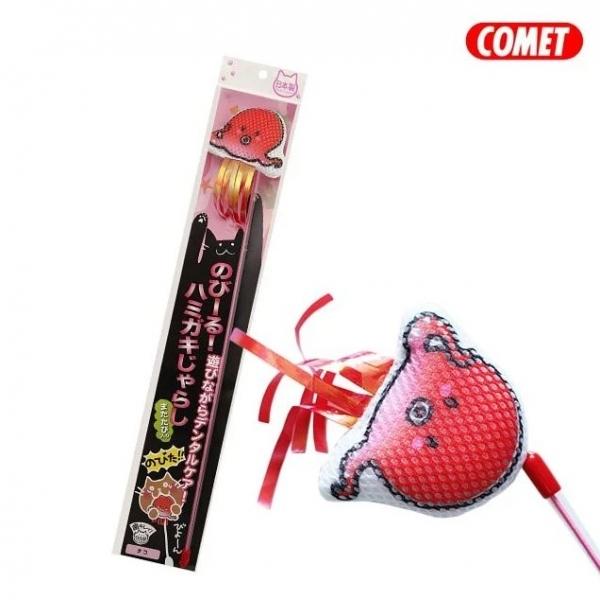 【COMET】木天蓼伸縮逗貓棒-章魚